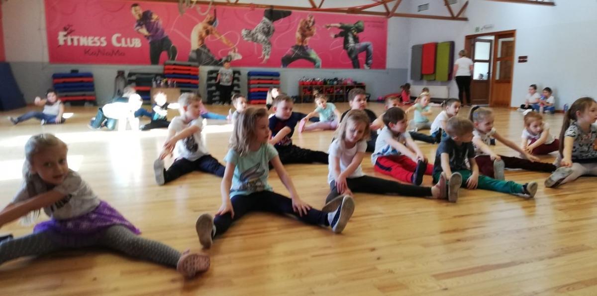Zajęcia taneczne w Fitness Club KaNaMa