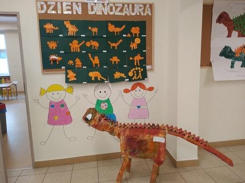 Dzień Dinozaura u Jeżyków