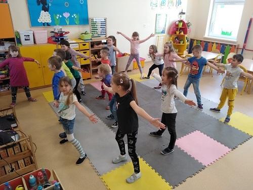Program kreatywnej gimnastyki