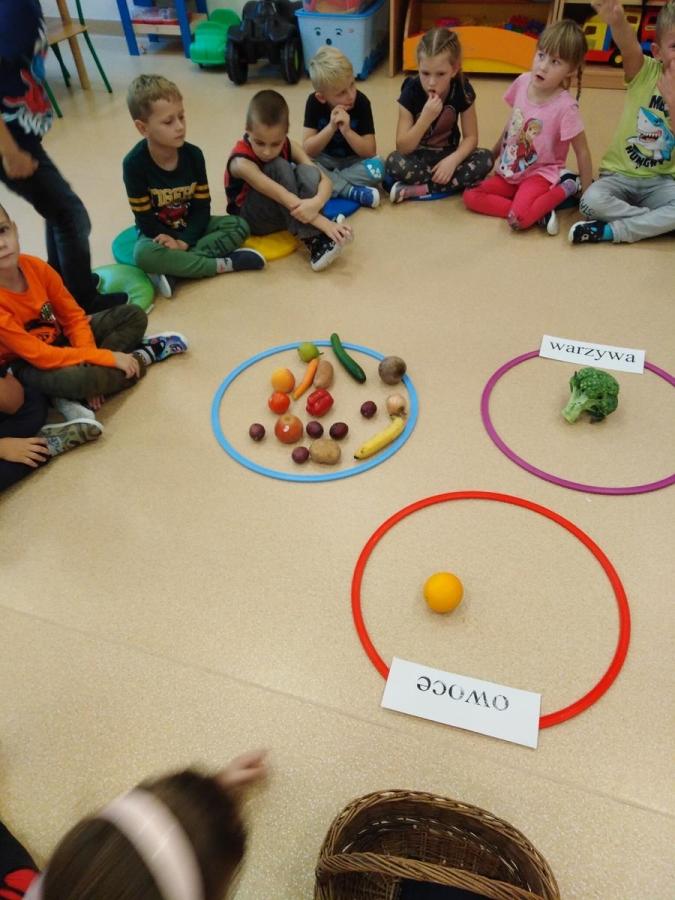 Tydzień owocowo-warzywny