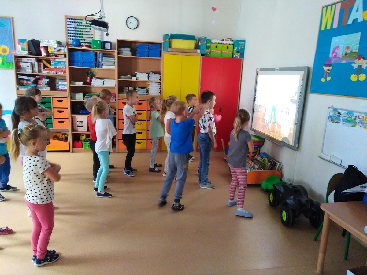 Nasze zajęcia :)