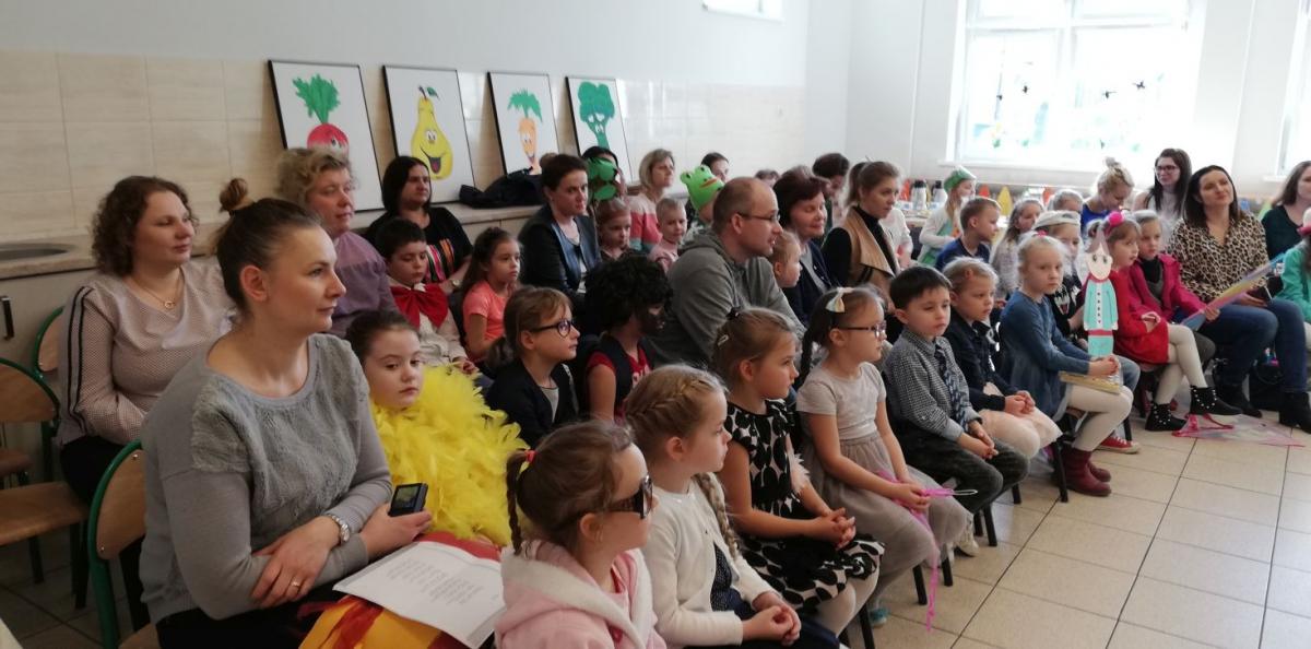 """Międzyprzedszkolny konkurs recytatorski """"Dzieciństwo wierszem malowane"""""""